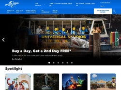 Universal Studios Hollywood promo code and other discount voucher