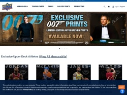 Upper Deck Store promo code and other discount voucher