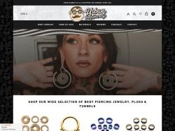 Urban Body Jewelry promo code and other discount voucher