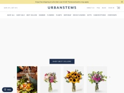 UrbanStems promo code and other discount voucher