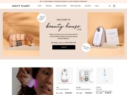 Vanity Planet promo code and other discount voucher