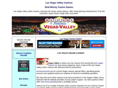 vegas-valley.com SEO-rapport