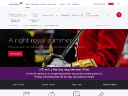 Virgin Atlantic Airways promo code and other discount voucher