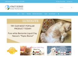 Vitality Science Coupons