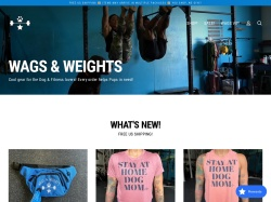 Wags & Weights promo code and other discount voucher