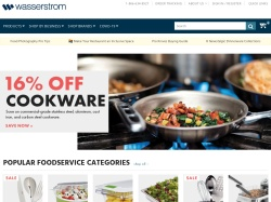 Wasserstrom promo code and other discount voucher
