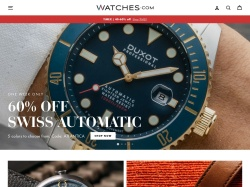 Watches.com coupons