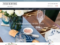 Wolf & Irving promo code and other discount voucher