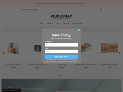 Woodsnap promo code and other discount voucher