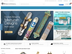 World of Judaica promo code and other discount voucher