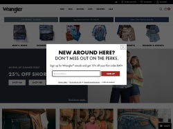 Wrangler promo code and other discount voucher