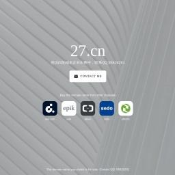 域名交易-优名网-62.com,域名27.cn有可能出售