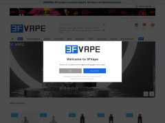3FVape.com Coupon