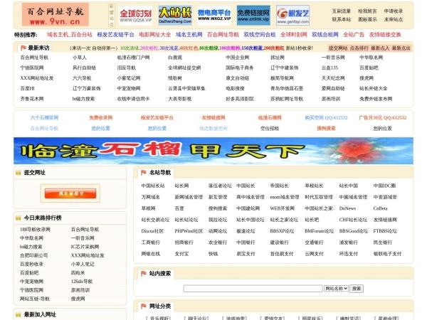 www.9vn.cn的网站截图