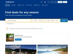 Booking.com Cupon
