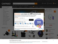 Cafago.com Coupon