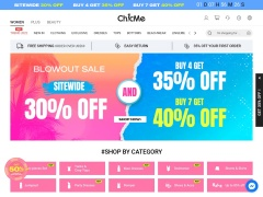 ChicMe.com Coupon