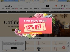 DressLily.com Coupon