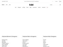 Italist.com İndirim Kodu