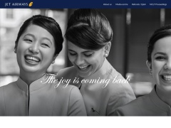 JetAirways.com クーポン