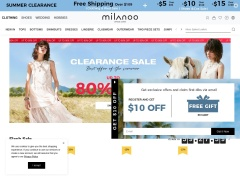 Milanoo.com Coupon