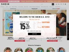 SheIn.com Coupon
