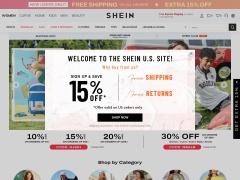 Shein.com Discount Code