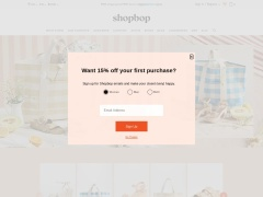 Shopbop Coupon