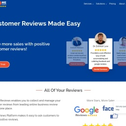 Reputation Management & Business Reviews   AddMe