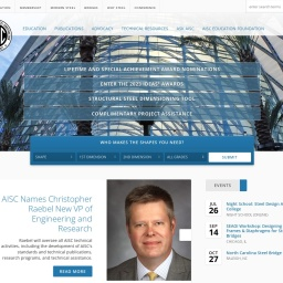 AISC Home | American Institute of Steel Construction
