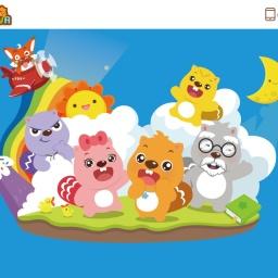 贝瓦网 - 贝瓦儿歌 故事 学堂 音频 游戏 玩具-有爱的亲子门户网站