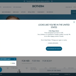 Cosmetics, Face and Body Care, Suncare by BIOTHERM