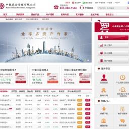 中银基金官方网站