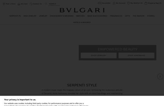 Bvlgari_Bvlgari官网