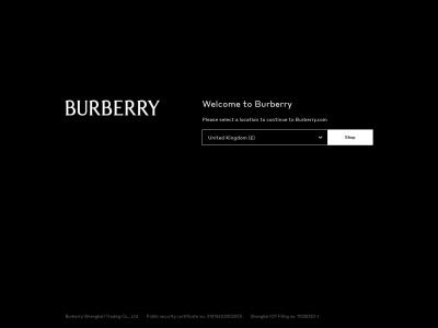 巴宝莉官方网站