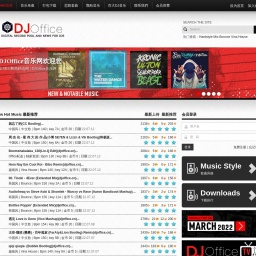 全球DJ舞曲精选   |  DJOffice音乐网