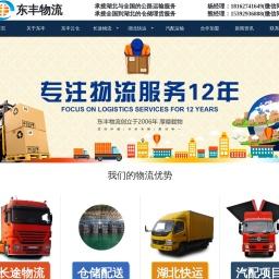 武汉东丰物流公司 - 国家AAAA级物流快运官网