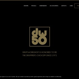 Welcome to Drum Workshop Inc. - drums, pedals, hardware, dvds, and more!