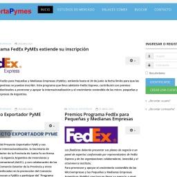 Inicio - ExportaPyMEs | Centro para la Internacionalización de las PyMEs | Exportación y Comercio Exterior