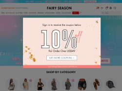Fairyseason Discount Code