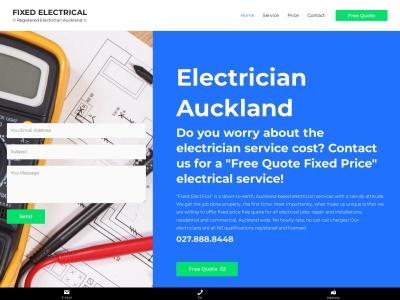 Electricians Auckland