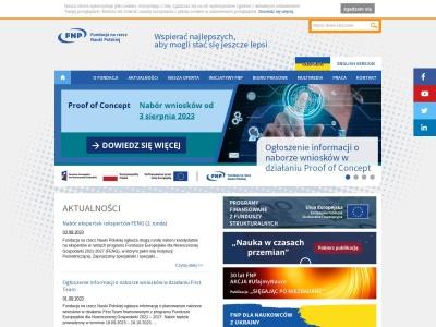 波蘭科學基金會