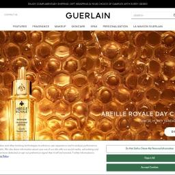 GUERLAIN ⋅ Perfume designer ⋅ Makeup ⋅ Skincare ⋅ GUERLAIN