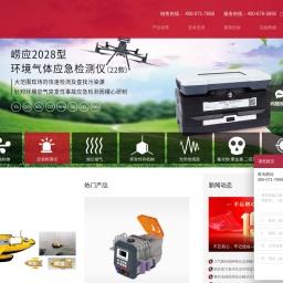紫外-红外烟气分析仪-烟尘采样器-非甲烷总烃分析仪-青岛崂应环境科技有限公司