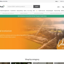 Natural Health, Supplements & Beauty For A Better You |  HealthPost NZ