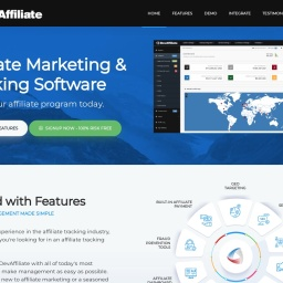 Affiliate Marketing Management & Tracking Software - iDevAffiliate