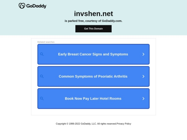 www.invshen.net网站缩略图