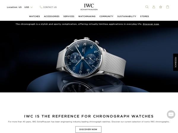 IWC万国表