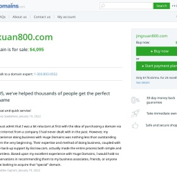 jingxuan800.com is for sale | HugeDomains