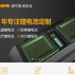 【钜大锂电】锂电池定制厂家, 生产18650锂离子电池组,磷酸铁锂电池,动力/储能锂电池